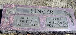 Rosetta Almira <i>Paul</i> Singer