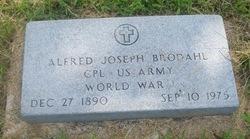Alfred Joseph Brodahl