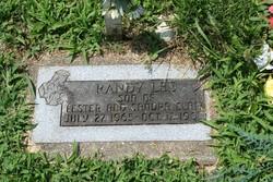 Randy Lee Elam
