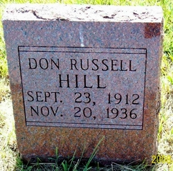 Don Russell Hill
