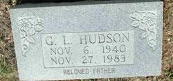 Gerald Leonard Gl Hudson