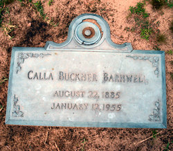 Calla Buckner Barnwell