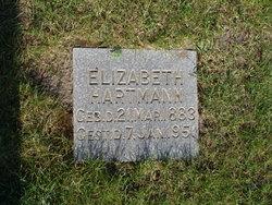 Elizabeth <i>Hennen</i> Hartmann