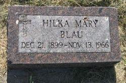 Hilka Mary <i>Bakker</i> Blau