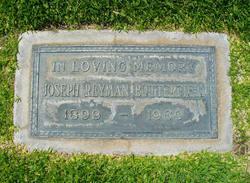 Joseph Reyman Butterfield