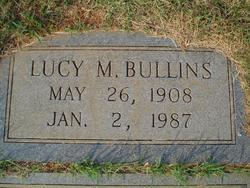 Lucy <i>Manuel</i> Bullins