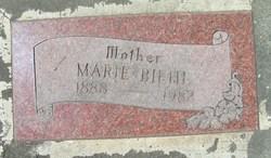 Marie <i>Noelker</i> Biehl