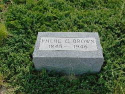 Phebe Catherine <i>Minthorn</i> Brown