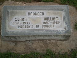 William Marion Haddock, Sr
