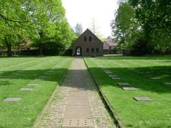 Menen German Military Cemetery
