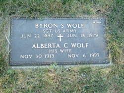 Byron S Wolf