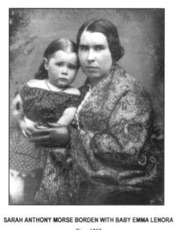 Emma Lenora Borden