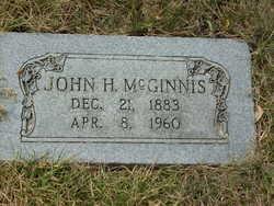 John Hathaway McGinnis