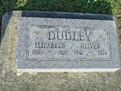 Elizabeth <i>O'Haver</i> Dudley