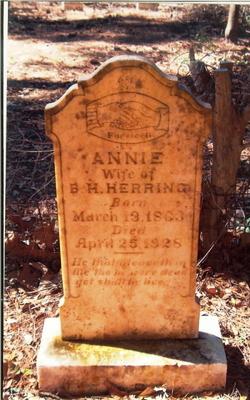 Annie <i>Jackson</i> Herring
