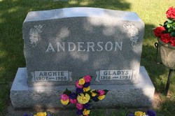 Gladys Evelyn Anderson