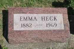 Emma <i>Lock</i> Heck