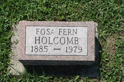 Fosa Fern <i>Mundhenk</i> Holcomb