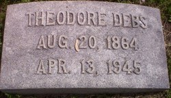 Theodore Debs