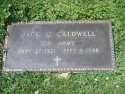 John Caleb Jack Caldwell