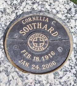 Cornelia Connie <i>Caldwell</i> Southard