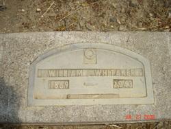 William M Whitaker