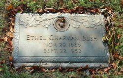 Ethel <i>Chapman</i> Bush