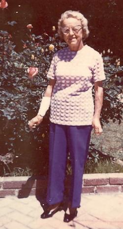 Ruby Ethel <i>Swanson</i> Caufield