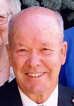 Albert R. Dick Johnston