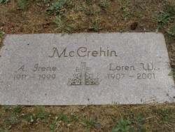 Annie Irene <i>Sundheim</i> McCrehin