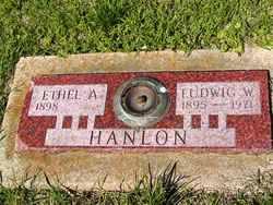 Ethel A. <i>Hales</i> Hanlon