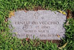 PFC Ernest Ernie DelVecchio