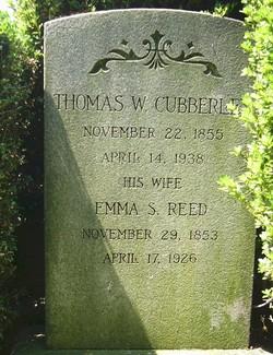 Emma S <i>Reed</i> Cubberley