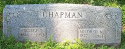 Mildred M. <i>Scown</i> Chapman