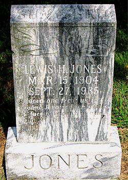 Lewis H. Jones