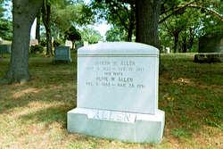Olive Waterman <i>Ames</i> Allen