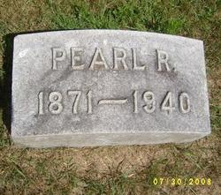 Pearl R Barnum