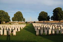 Beaulencourt British Cemetery, Ligny-Thilloy