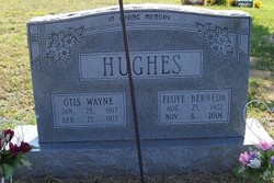 Otis Wayne Hughes