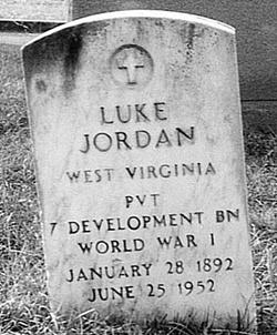 Pvt Luke Jordan