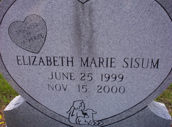 Elizabeth Marie Sisum