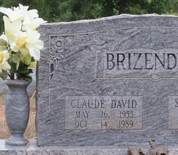 Claude David Brizendine