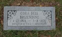 Cora Bell Brizendine