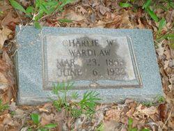Charlie W Wardlaw