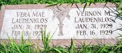 Vernon M. Laudenklos