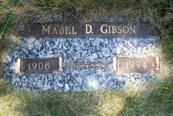 Mabel Dell <i>Jenkins</i> Gibson
