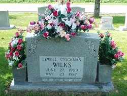 Jewell <i>Stockman</i> Wilks