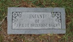 Infant Baker
