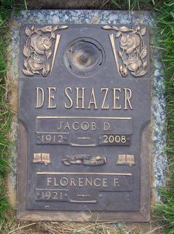Jacob Daniel De Shazer