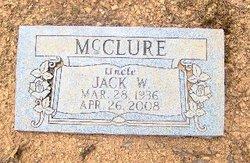 Jack Wayne McClure, Sr